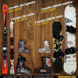 Ya tenemos disponible en tienda tu combo de snowboard 🏂 o ski 🎿 usados a precios inigualables 🙌😉 • lo mejor es que el siguiente año te lo recibimos a la mitad de lo que pagaste para renovarlos sobre todo con los niños que crecen todos los años 😅 •Por la compra de tu combo llévate un casco burton usado por solo $9.900 Apúrate que se van muy rápido 😎